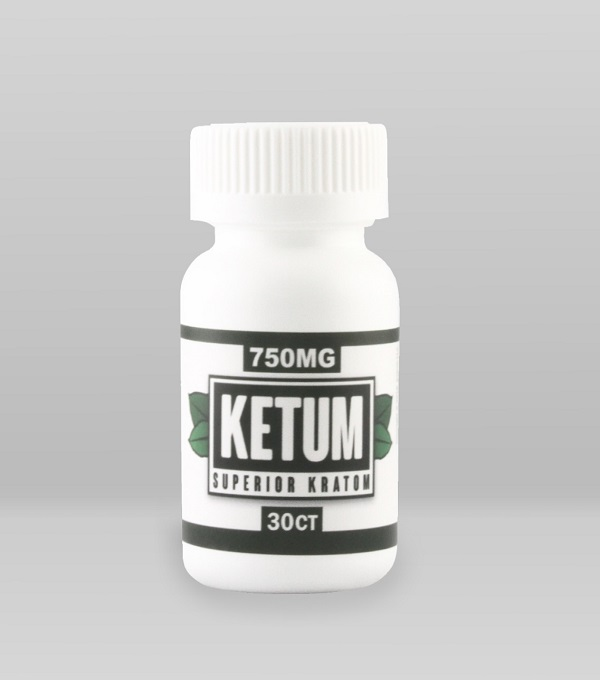 Red Horn 50x Enhanced Kratom Capsules