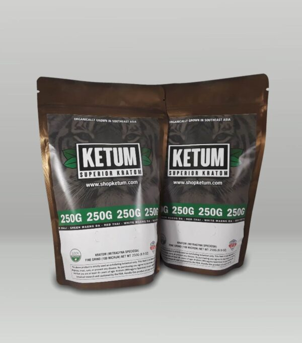2 Way Split 1/2 Kilo Kratom Powder