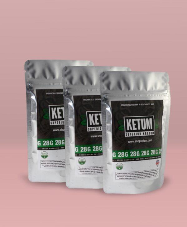 Ultra Enhanced 3 Pack Kratom Powder