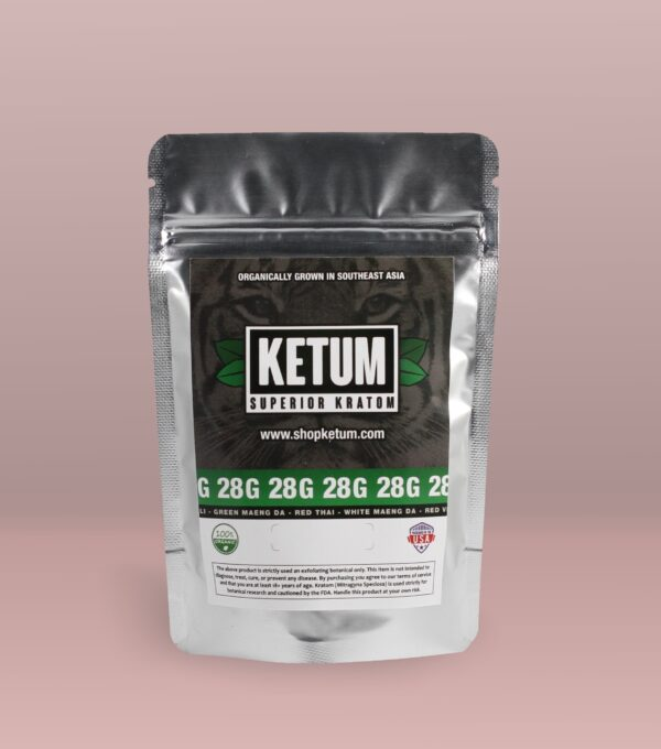 Ultra Red Horn 50x Enhanced Kratom Powder