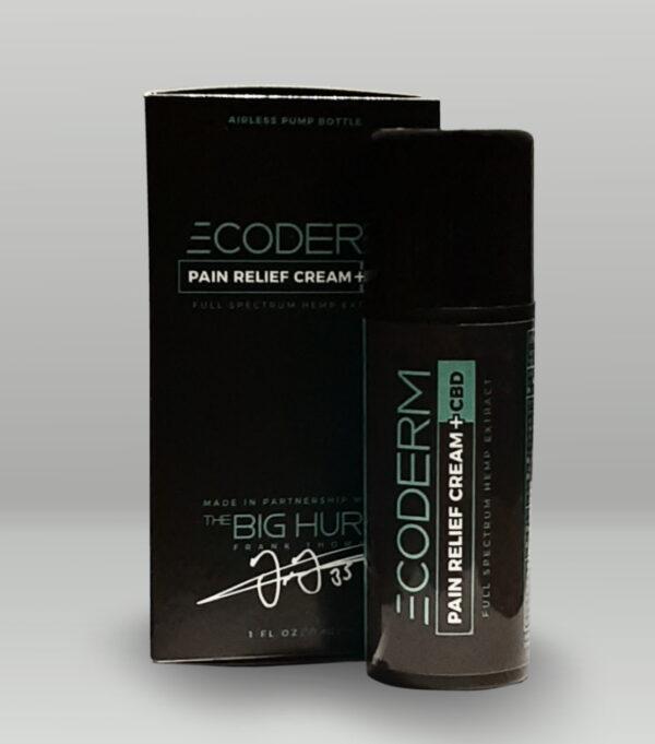 Ecoderm CBD Cream