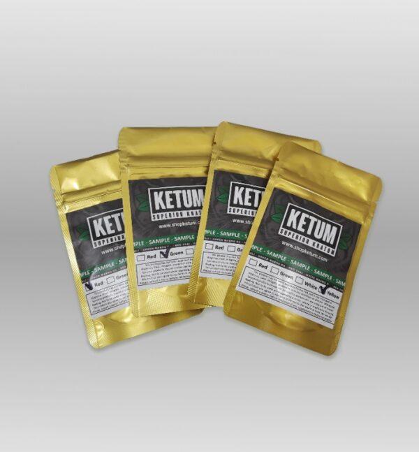 Sample 4 Pack  Kratom Powder