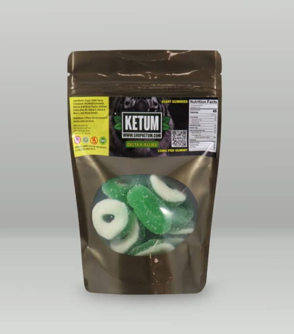 Delta 8-THC Gummies