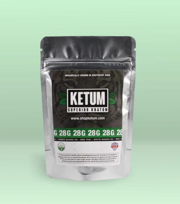 Super Green 50x Enhanced Kratom Powder
