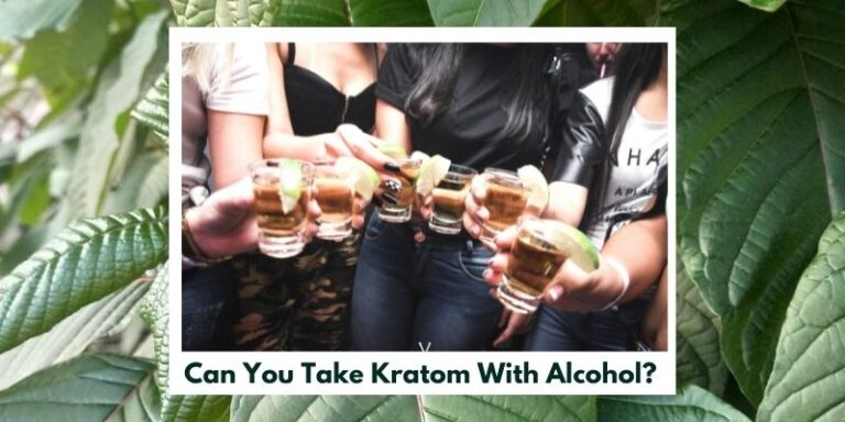 Can You Take Kratom With Alcohol?