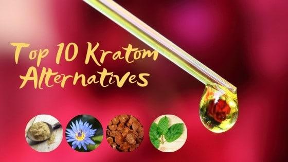 10 Best Kratom Alternatives You Might Not Know